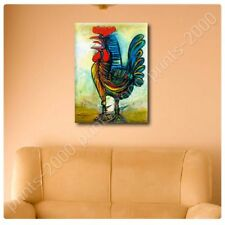 POSTER Or STICKER Decals Vinyl The Rooster Pablo Picasso Wall Art Posters
