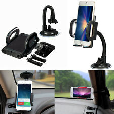 2in1 -YP269 Car Windshield Dashboard +Air Vent Holder Stand For Call Phone HTC