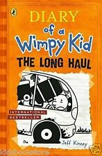 Diary of a Wimpy Kid Book - DIARY OF A WIMPY KID: THE LONG HAUL - Book 9 - NEW