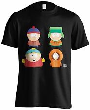 South Park Character Heads OFFICIAL T-Shirt