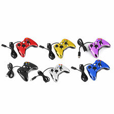 USB Wired Joypad Gamepad Controller For Microsoft for Xbox 360 for Windows 7 AL