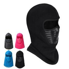 New Windproof Motorcycle Helmet Cap Cycling Neck Hat Fleece Balaclava Face Mask