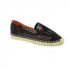 Superdry Cecelia Slip On Espadrille - Black (Man-Made) Womens Shoes