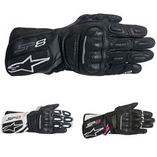 Alpinestars Racing Stella SP-8 v2 Womens Leather Sport Riding Motorcycle Gloves