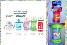 Tommee Tippee Discovera Active Tipper 350ml - 100% NEW - BPA Free - Boy Girl