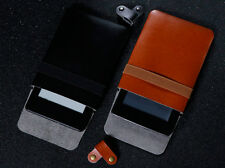 PS Handmade Leather Case Cover for Amazon Kindle 7th/8th/Voyage/Oasis E-Reader
