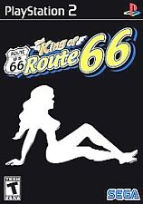 King of Route 66 - Playstation 2 PS2 Game Complete