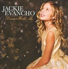 Jackie Evancho - Dream With Me [BRAND NEW CD] FREE SHIPPING !!