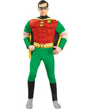 Robin Deluxe Muscle Chest Mens Costume Size S