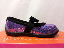 SONOMA life + style® Sequin Mary Janes Toddler Girls Shoes - Size 6