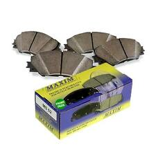 Front Severe Duty Metallic Pads MXXMBKF15362PM