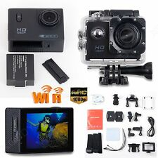 WiFi HD 1080P SJ4000 Sport Camera Waterpoof Action Helmet Video Cam Camcorder DV