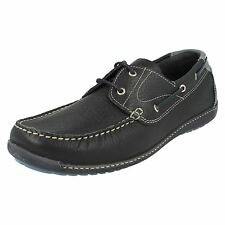 Mens Clarks Deck Shoes 'Ro Boat'