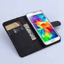 For Samsung Galaxy S7 Stand Flip  Case ,Premium  PU Leather Wallet Cover