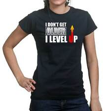 Level Up Gaming Funny Gamer COD Ladies T shirt Tee Top T-shirt