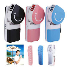 Portable Mini Handheld USB Mini Air Conditioner Cooler Fans Cooling Home Office