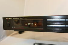 Rotel RT-935AX AM FM Stereo Tuner and Antenna with Original Carton S/N 647-60267