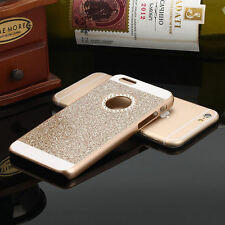 Luxury Bling Glitter Crystal Hard Back Phone Case Cover For iPhone 5s 6 7 Plus