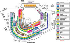 2 tickets Red Sox vs Indians WEDNESDAY 8/23 Sec 456 Row A - Front Row