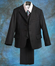 Boys FORMAL Tuxedo TUX Suit Wedding Size 1-6