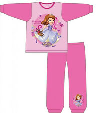Girls Sofia The First 1st Pyjamas Pjs 18 24 2 3 4 5 6 Years months Kids pjs todd