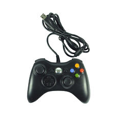 USB Wired Game Controller Gamepad Joystick for Microsoft Xbox 360 Slim PC Game