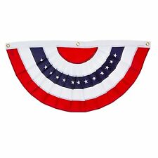 Patriotic Bunting, Memorial Day, 4th of July, Labor Day Parties,