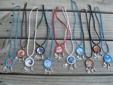 New Western Equestrian Horse Cowboy Themed Bottlecap Necklace + Charms You Pick