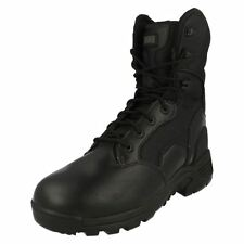 MENS MAGNUM STRIKE FORCE II WATER PROOF INSULATED LACE UP BLACK COMBAT BOOTS