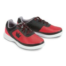 Brunswick Frenzy Red Men's WIDE Bowling Shoes