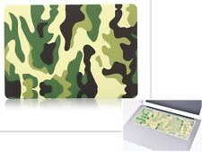 "New Camouflage Rubberized Case + Keyboard Cover for Macbook Pro Air 11""12""13""15"""