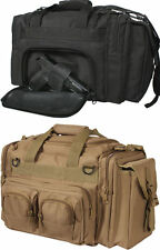 Concealed Carry Gun Range Large MOLLE Carry Bag