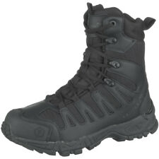 """Pentagon Achilles 8"""" Tactical Boots Hiking Hunting Mens Leather Footwear Black"""