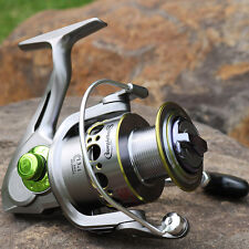 Smooth Strong Fishing Reel Left/Right Interchangeable Casting Spin Fishing Reels