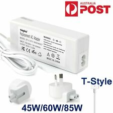 New 45/60/85W T-Tip Power Adapter Charger For Apple Macbook Pro AU