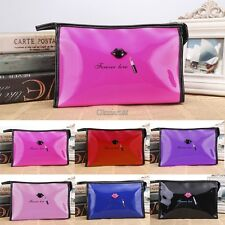 New Women Makeup Bag Travel Cosmetic Cases Small Organizer Ladies Cosmetic OK04