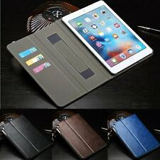 Luxury Business Type Magnetic Stand PU Leather Case Cover For Apple iPad Pro 9.7