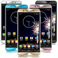 """5.0"""" Touch Android5.1 Smartphone 2SIM Quad Core 3G GSM GPS Mobile Phone Unlocked"""