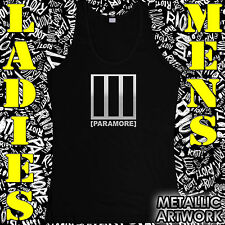 PARAMORE – HAYLEY WILLIAMS – T-SHIRT – SINGLET – TEENS, LADIES AND MENS SIZES