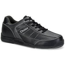 Dexter Ricky III Jr Boys Bowling Shoes (Black/Alloy)