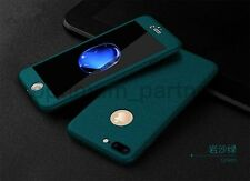 Cute Green 360 Full Protection Hard Shockproof Case Cover For iPhone 6 6S 7 Plus