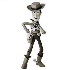 SCI-FI Revoltech 010EX Toy Story Woody Sepia Color Ver. Figure Japan Kaiyodo