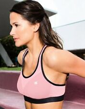 Champion Double Dry+ Spot Comfort High-Support Sports Bra # 7917