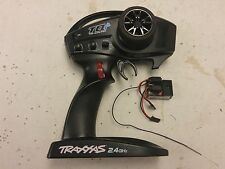 Traxxas 6529 Transmitter TQi Link Enabled 2.4ghz High Output 3-Channel w/ Extras