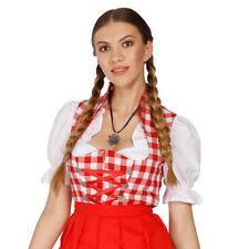 1348 - 3 pc Dirndl Dress Trachten Oktoberfest 4,6,8,10,12,14,16,18,20,22