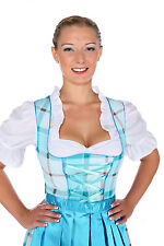 1257 - 3 pc Dirndl Dress Trachten Oktoberfest 4,6,8,10,12,14,16,18,20,22
