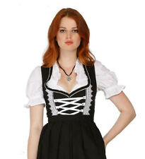 1284 - 3 pc Dirndl Dress Trachten Oktoberfest 4,6,8,10,12,14,16,18,20,22