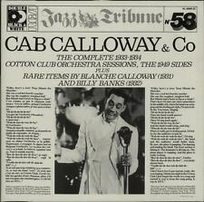 Cab Calloway Cab Calloway & Co. German 2-LP vinyl record (Double Album)