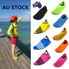 Unisex Water Shoes Sport Walk Slip-on Yoga Shoes MeshTrainers Sneakers Athletic