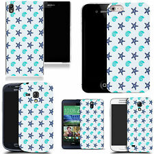 sillicone  gel case cover for majority Mobile phones -  blue shingle silicone.